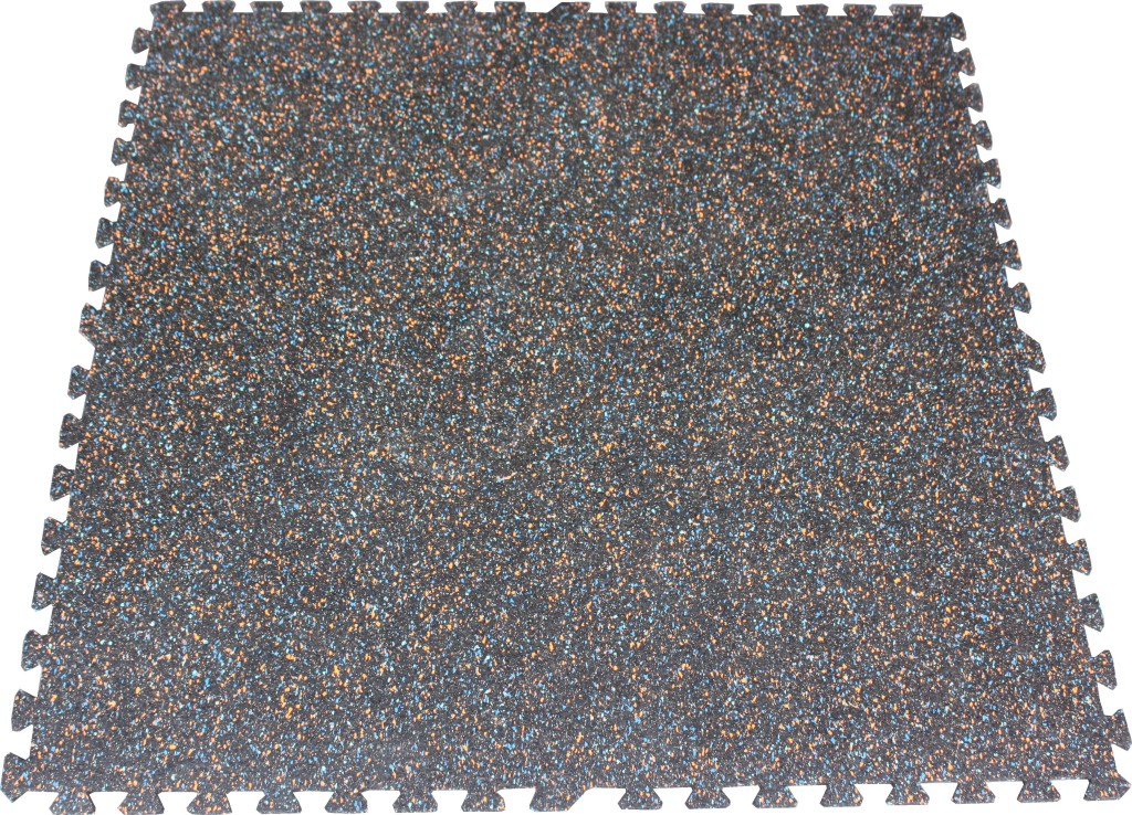 Rubber Matting - Speckled Crumb