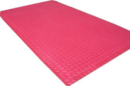 Rubber Matting - Cushion Mat - Fire Retardant