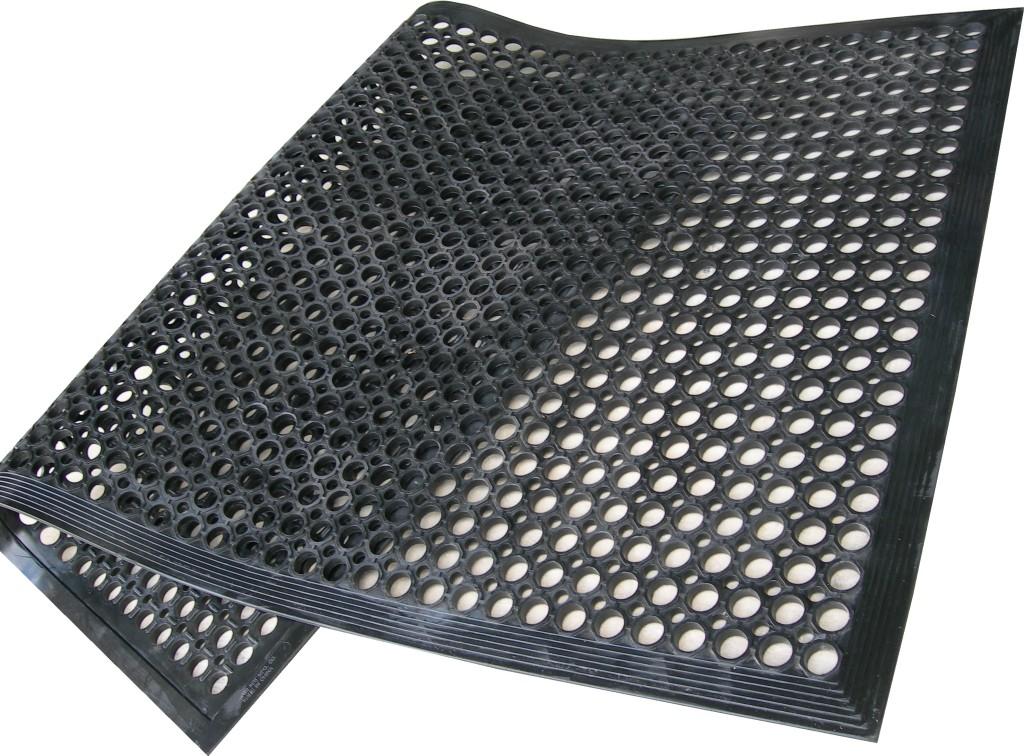 Rubber Matting - Drainage Mat