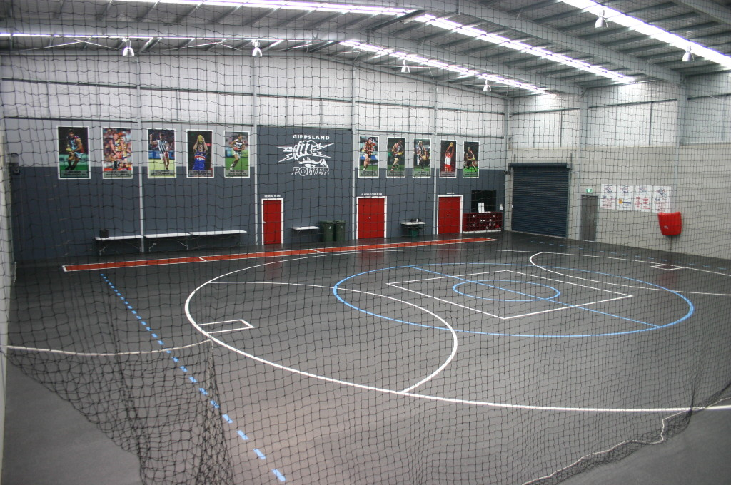 Flooring for Indoor Training Centres