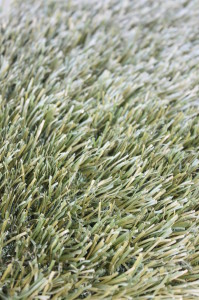 Plush Synthetic Grass