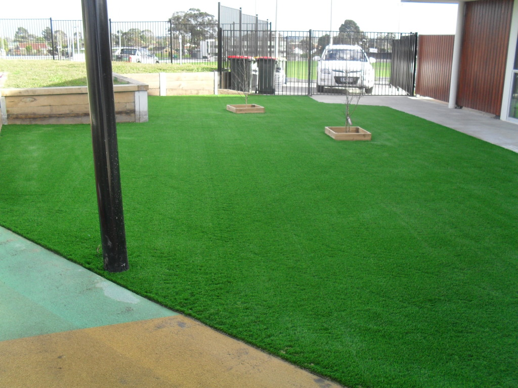 Synthetic Grass for Childcare Centres