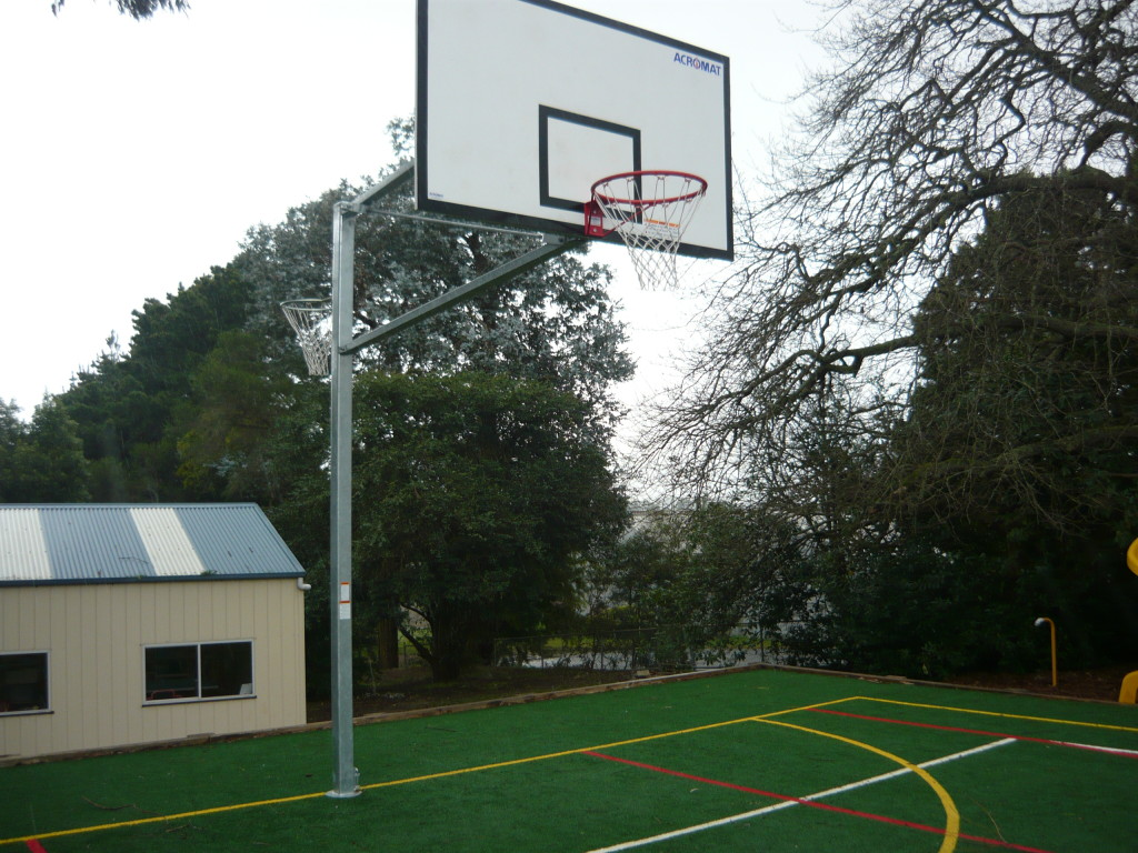 Sports Equipment - Basketball Rings and Backboards