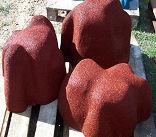 Rubber Rocks