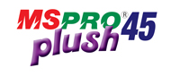 MSPRO45 Plush