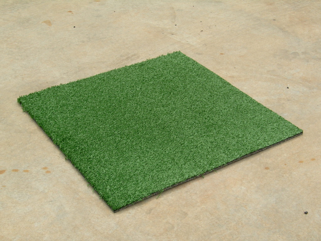 Gecko 1m Synthetic Grass Turf Tile